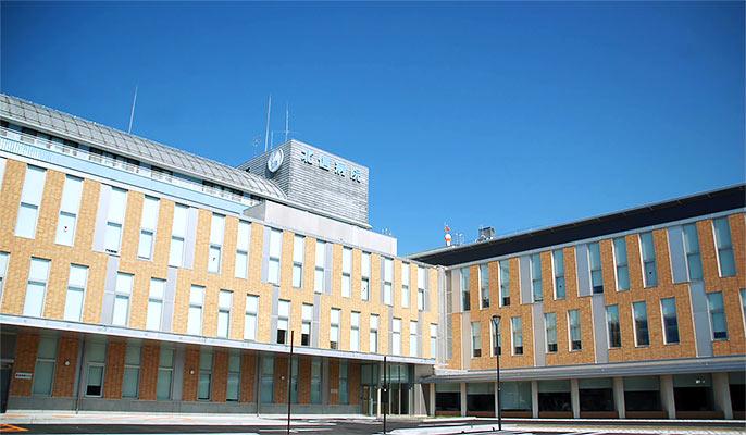 北信総合病院 ケアマネジャー / 契約社員(日勤のみ):施設外観